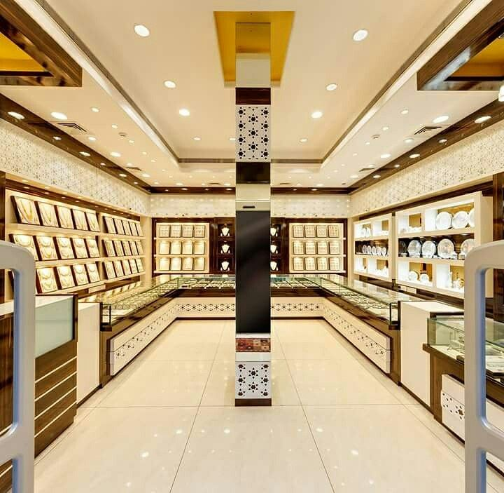 Gold Shop 01 With Images Jewellery Shop Design Jewelry Store