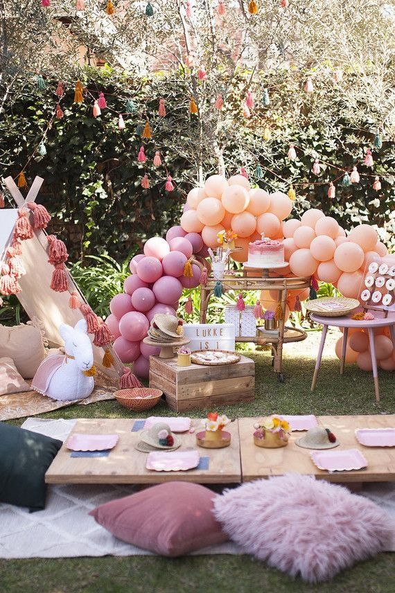 Party Decor Ideas for Adults in 2020 | Birthday party ...