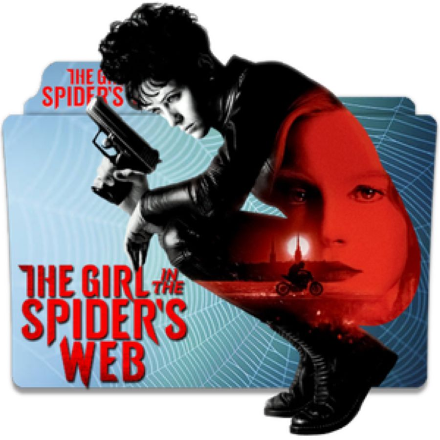 The Girl In The Spider S Web 2018 V4s By Ungrateful601010 On