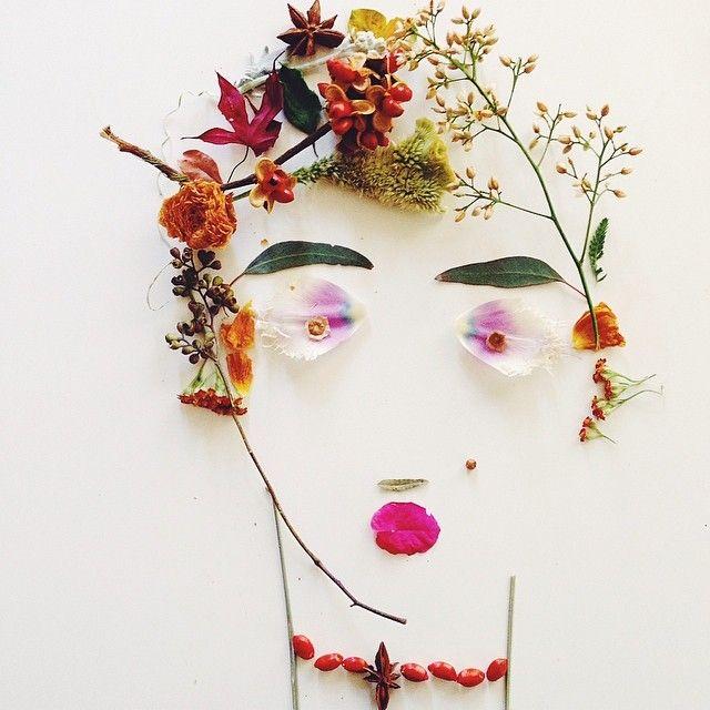 Taidetta kasveilla