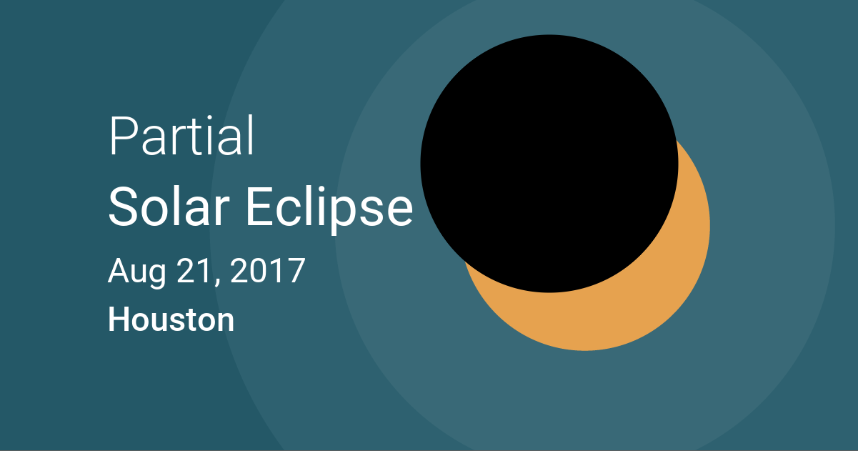 Eclipse 2017 En Houston >> Eclipses Visible In Houston Texas Usa Aug 21 2017 Solar Eclipse