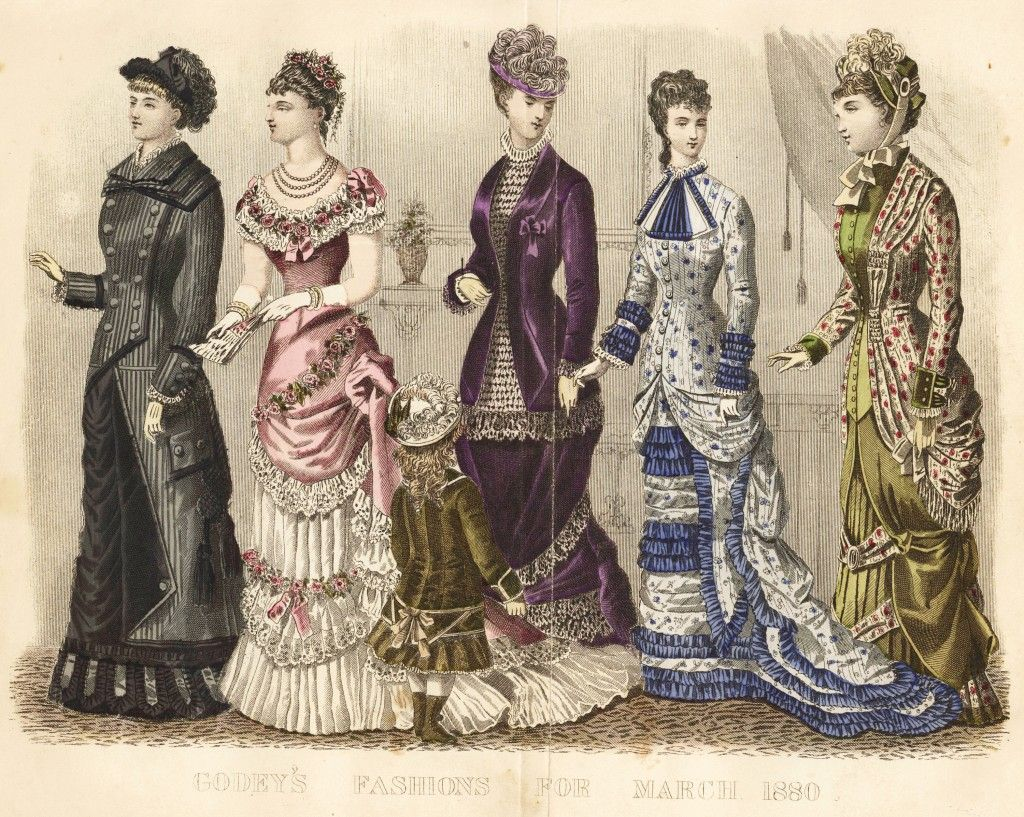 Fashion Designers During The Industrial Revolution