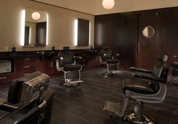 Modern Style Barber Shop Barber shop, Modern barber shop