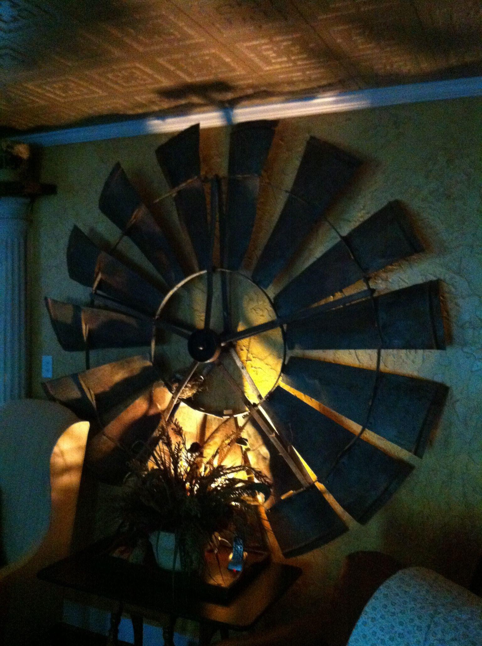6 ft windmill fan windmill wall decor pinterest windmill 6 ft windmill fan amipublicfo Gallery