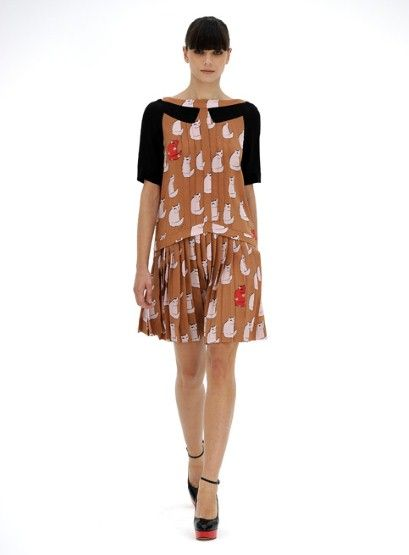 Cat Dress By Victoria Beckham