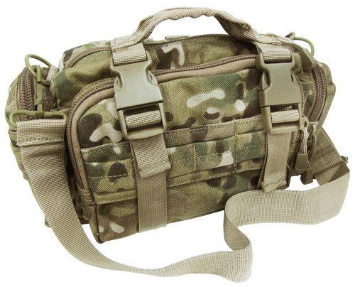 Voodoo Tactical Standard 15-7644 MOLLE Deployment Bag with Adjustable Straps
