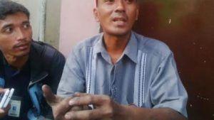 Kebakaran Rumah warga Sampang di Surabaya semalam hanguskan harta benda dan uang bisnisnya Tribratanews Polda Jatim