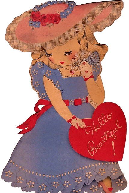 Pin By Monica Martinez On Valentines Hearts Vintage Valentine Cards Vintage Holiday Cards Valentines Cards