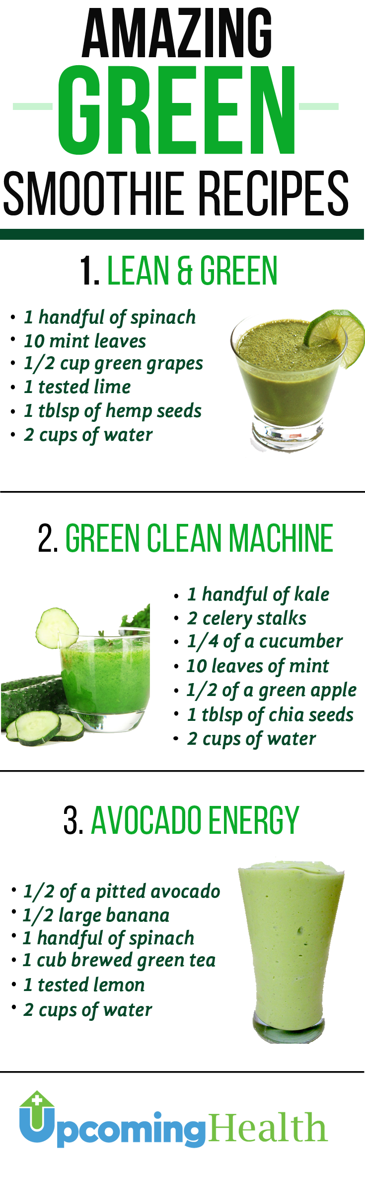 green smoothies will revolutionize your health | smoothies