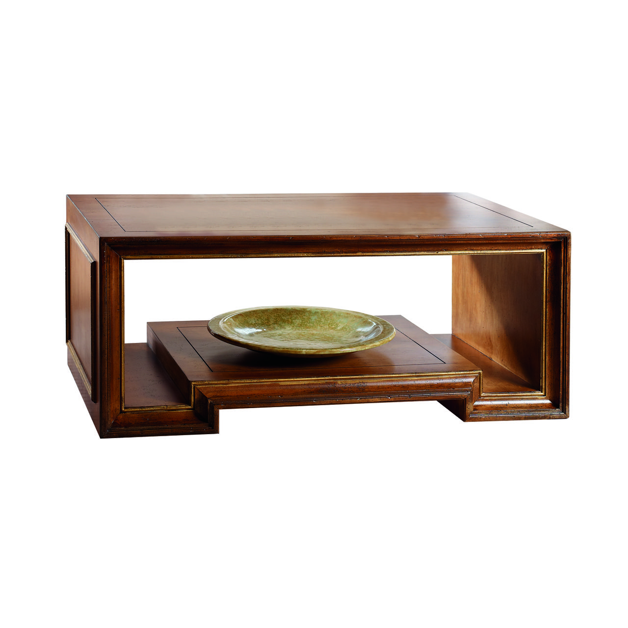 Moderne Square Coffee Table 42 Coffee Table Size Table