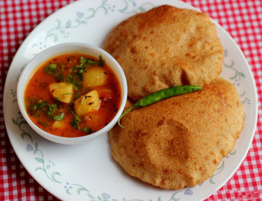 Don Your Chef Cap Cook Up Special Bedai With Aloo Ki Sabzi