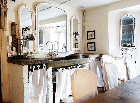 Un exuberante apartamento vintage   Cocinas soñadas   Pinterest ...