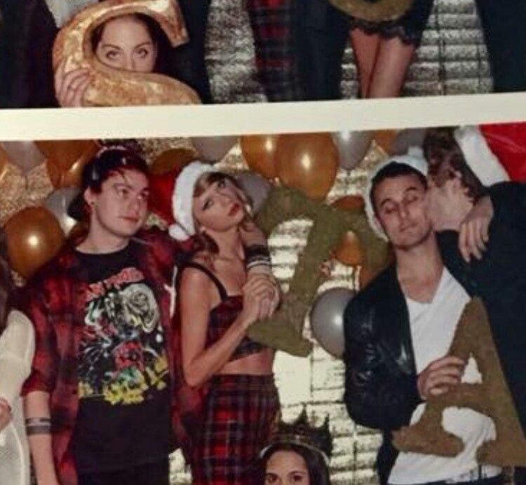 Muke At Taylor Swift S Birthday Party Long Live Taylor Swift Taylor Swift Birthday Taylor Swift 1989