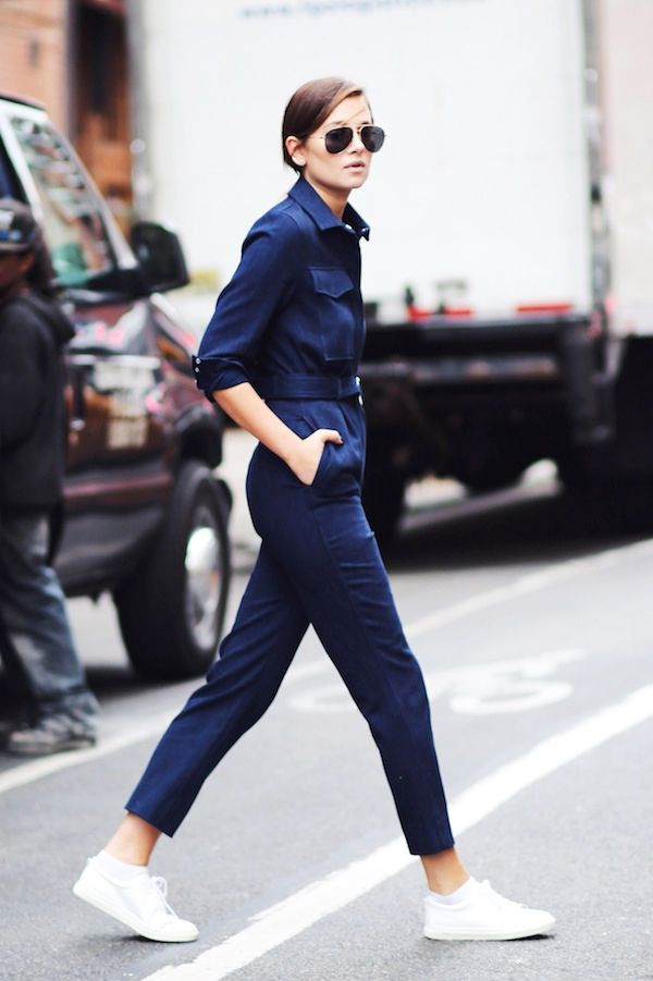 cb14fbe0d10 7 Casual-Cool Ways to Wear a Utility Jumpsuit