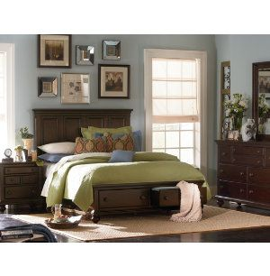 Sutton\'s Bay Collection | Master Bedroom | Bedrooms | Art Van ...