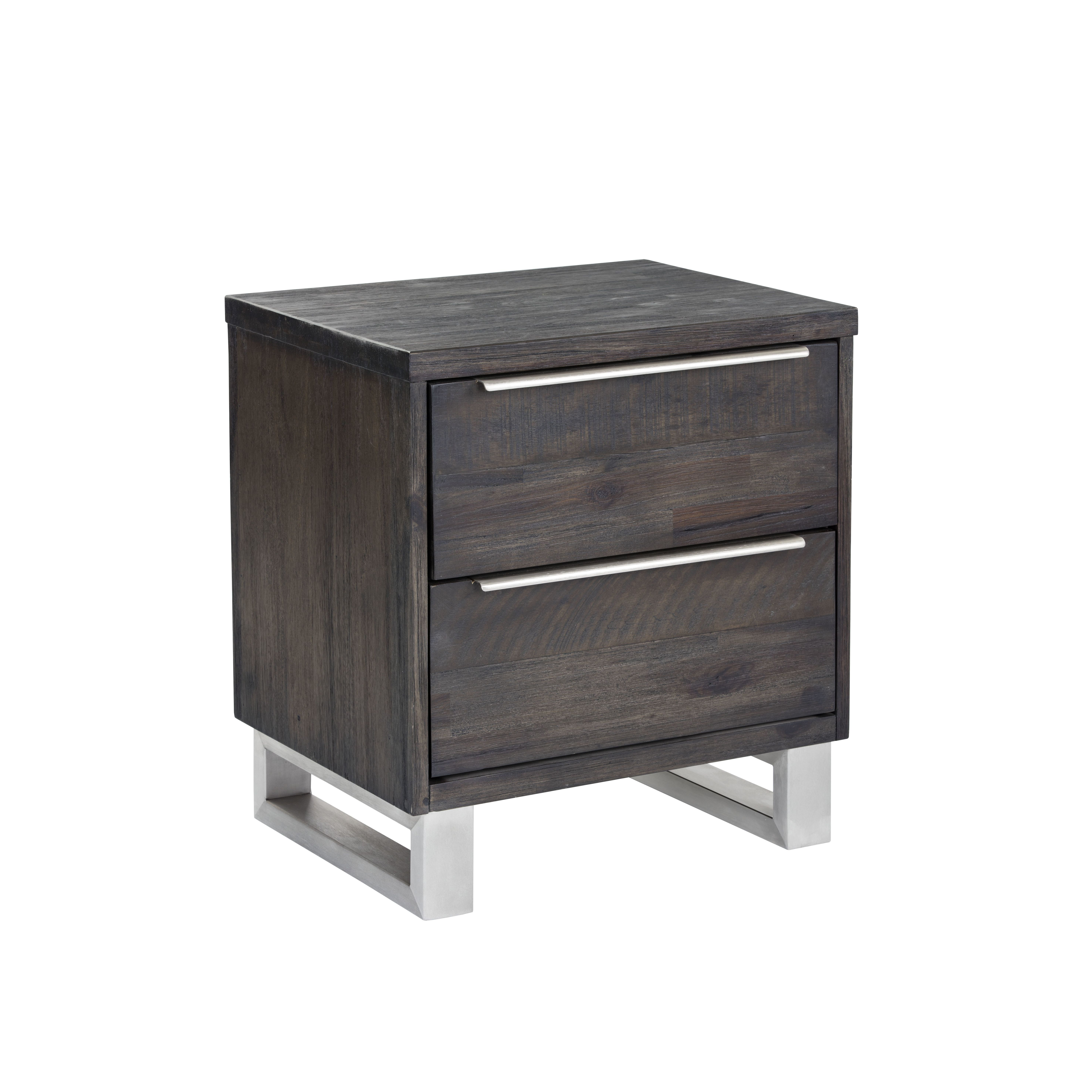 Rhodes 2 Drawer Nightstand 2 Drawer Nightstand Nightstand