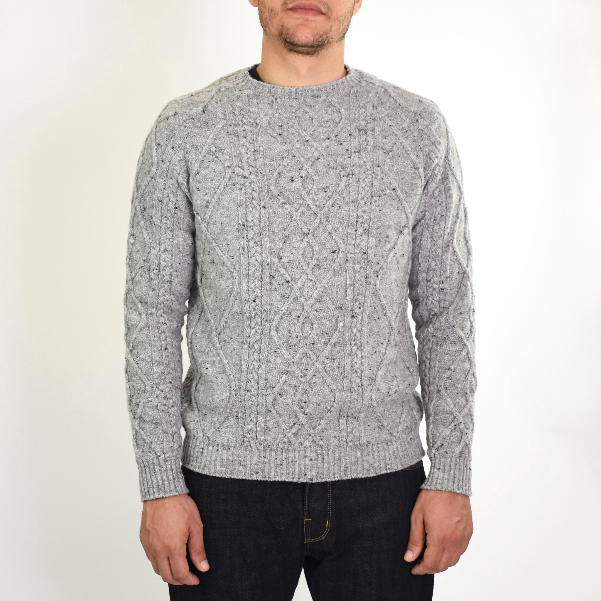 cea537267b1b American Trench Pre-Order  Fisherman Sweater In Cashmere Blend ...