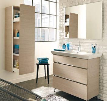 meuble salle de bain lido easy