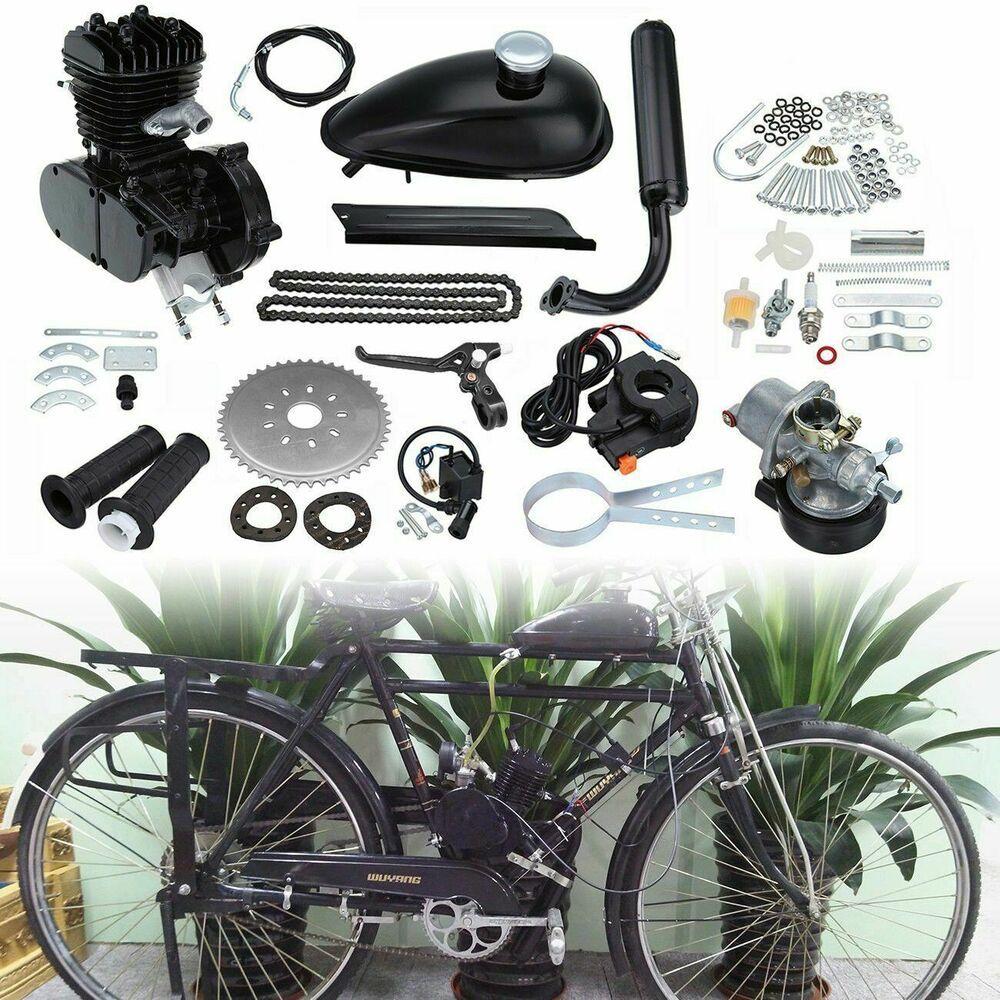 Advertisement Ebay 80cc Cycle Bike Bicycle Motorized 2 Stroke