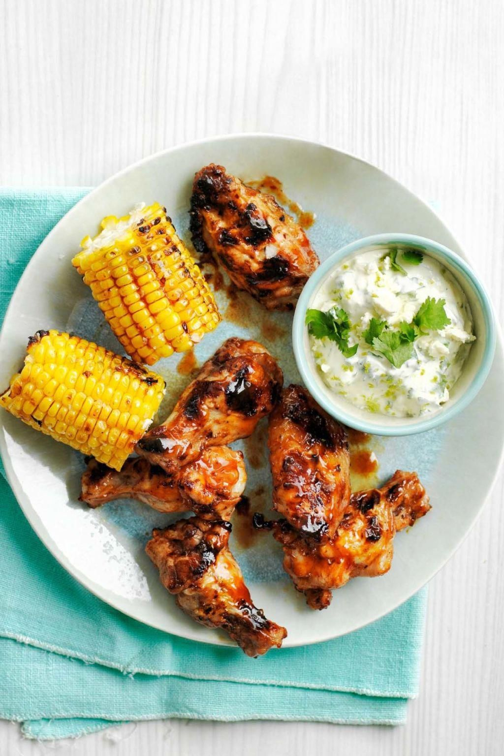 Tips for Grilling Chicken at WomansDay.com