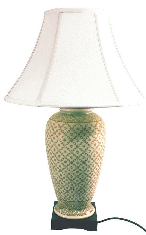 Castleton home ceramic 69cm table lamp wayfair co uk