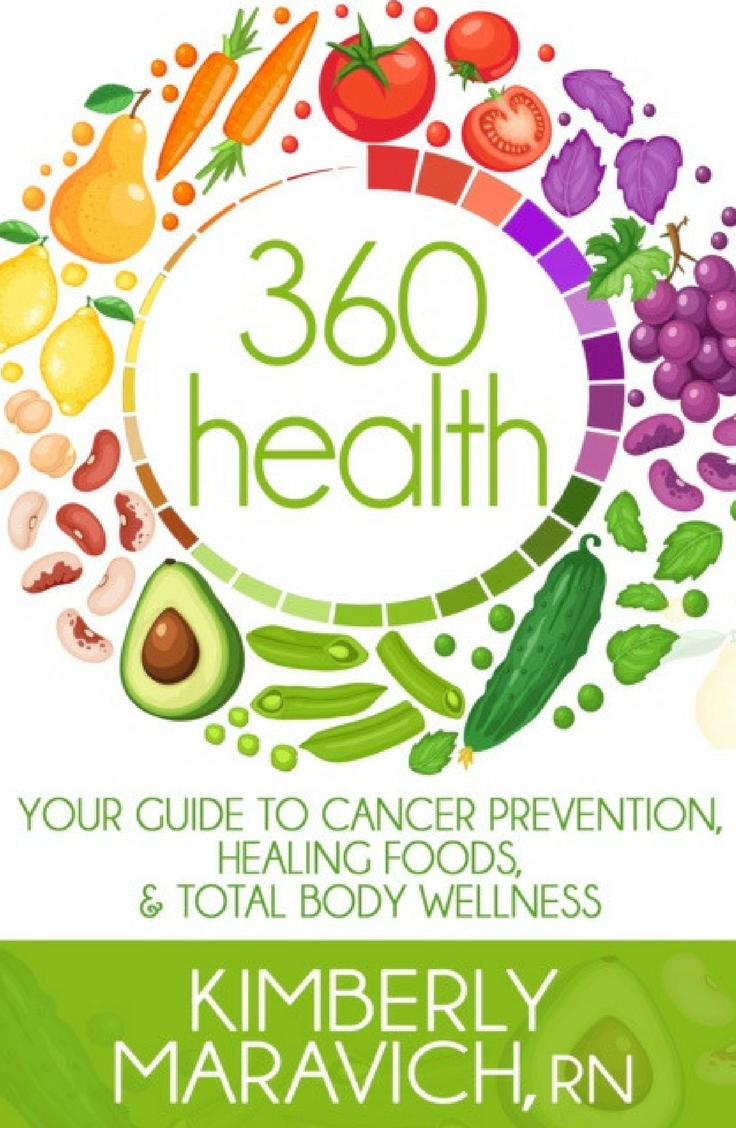 Must-read health book  Focuses on anti-angiogenic, anti
