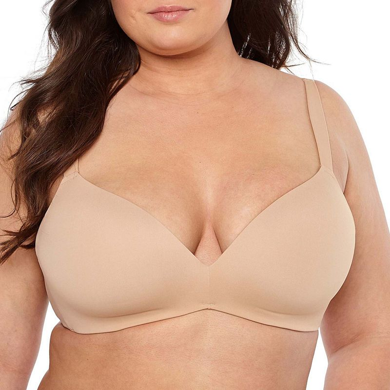 a67cf142ba Ambrielle Wireless Full Coverage Bra - JCPenney