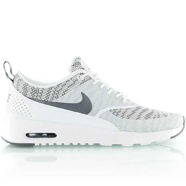 nike WMNS AIR MAX THEA KJCRD white/grey