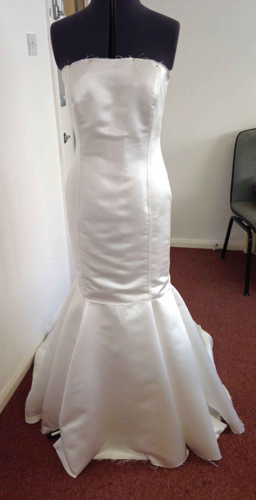 Perfect How To Make Your Own Wedding Dress Photos - Wedding Plan ...