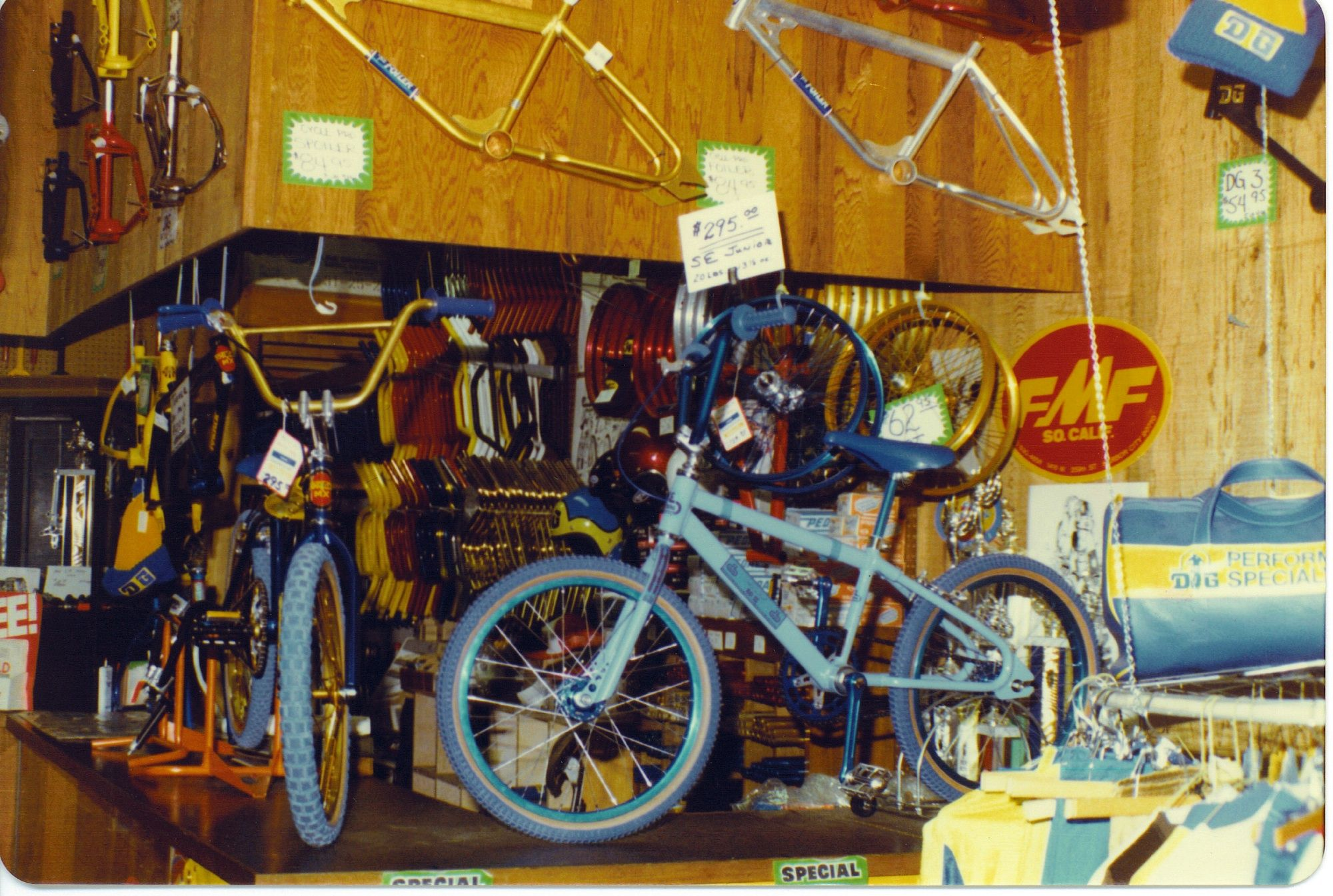 The Bike Gallery Portland Oregon Photo By Ben Joy Bmx Bmx