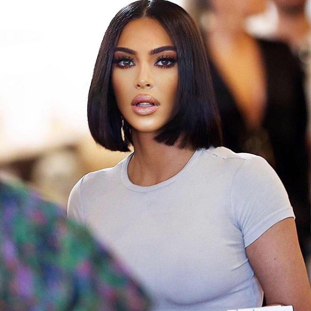 44+ Kim kardashian short hair trends