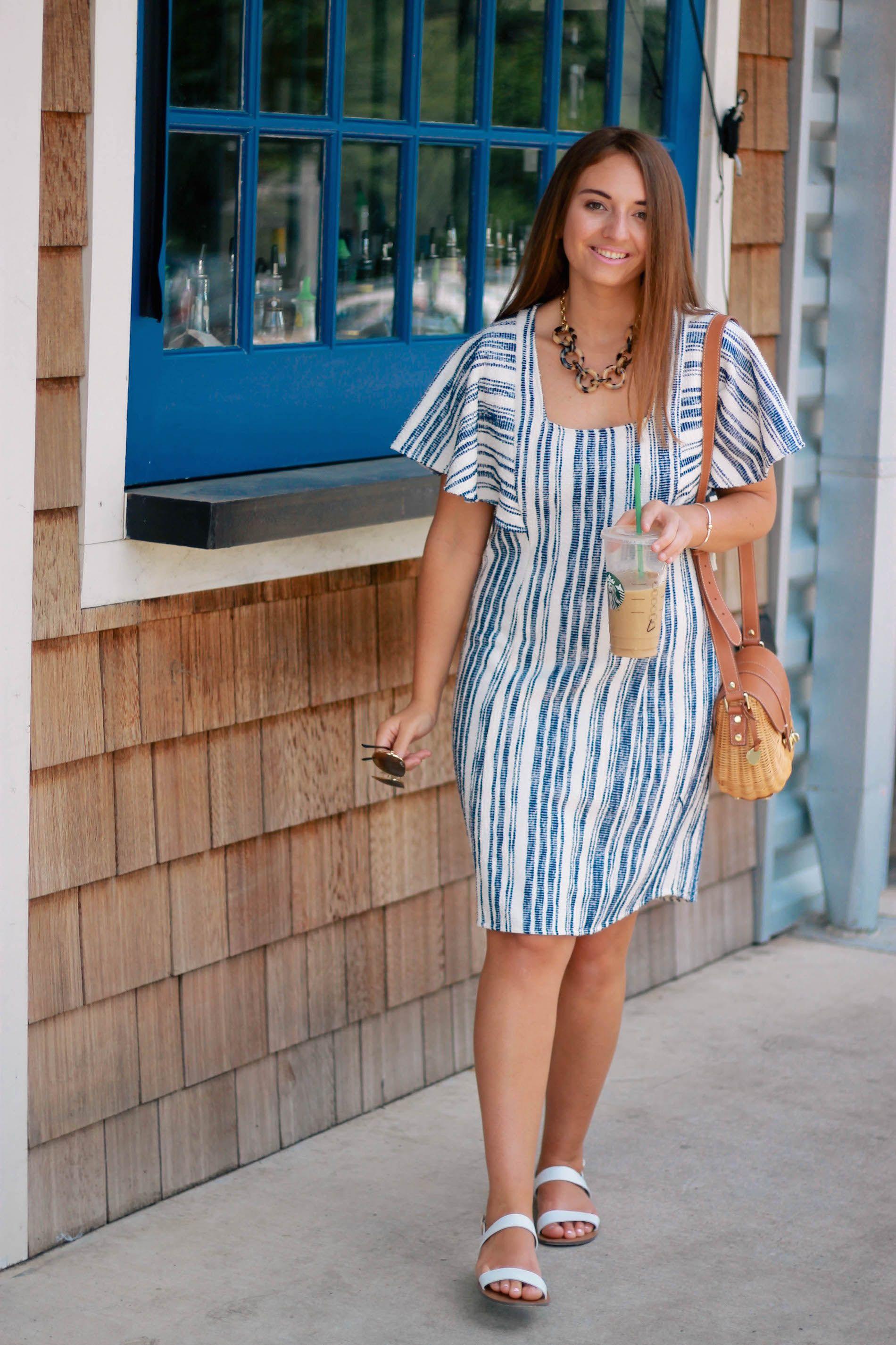 80 S Summer Style The Coastal Confidence New England Fashion Summer Fashion Fashion [ 2850 x 1900 Pixel ]
