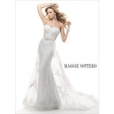Maggie Sottero Grayson 4MK917- [Maggie Sottero Grayson] - Buy a Maggie Sottero Wedding Dress from Bridal Closet in Draper, Utah