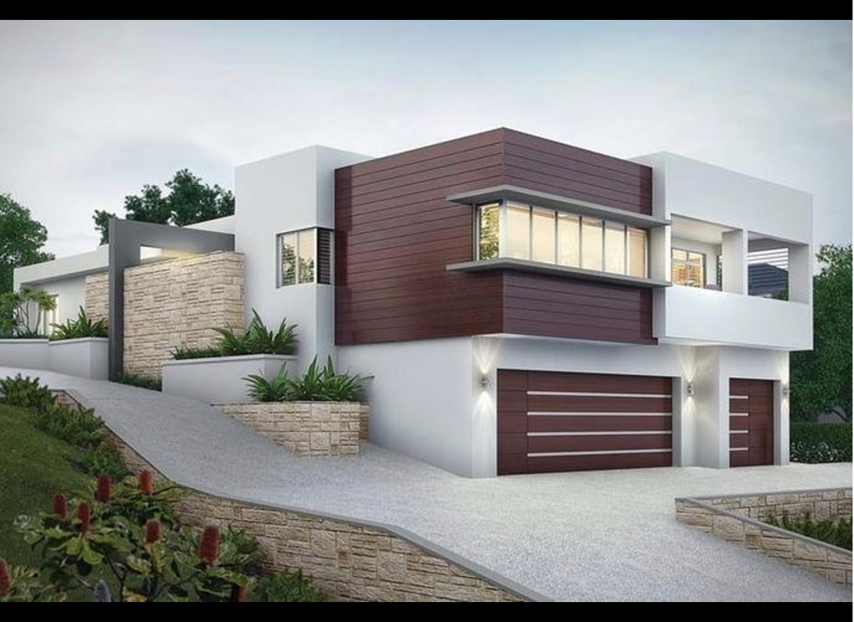 House Design Duplex House Plans Architecture Design