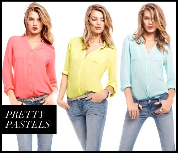 Express Clothing for Women | portofino shirt Archives | EXPLife Fashion Blog by EXPRESS