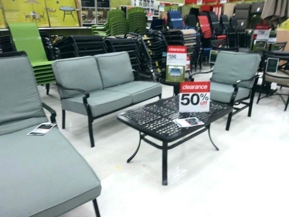 When Does Patio Furniture Go On Clearance