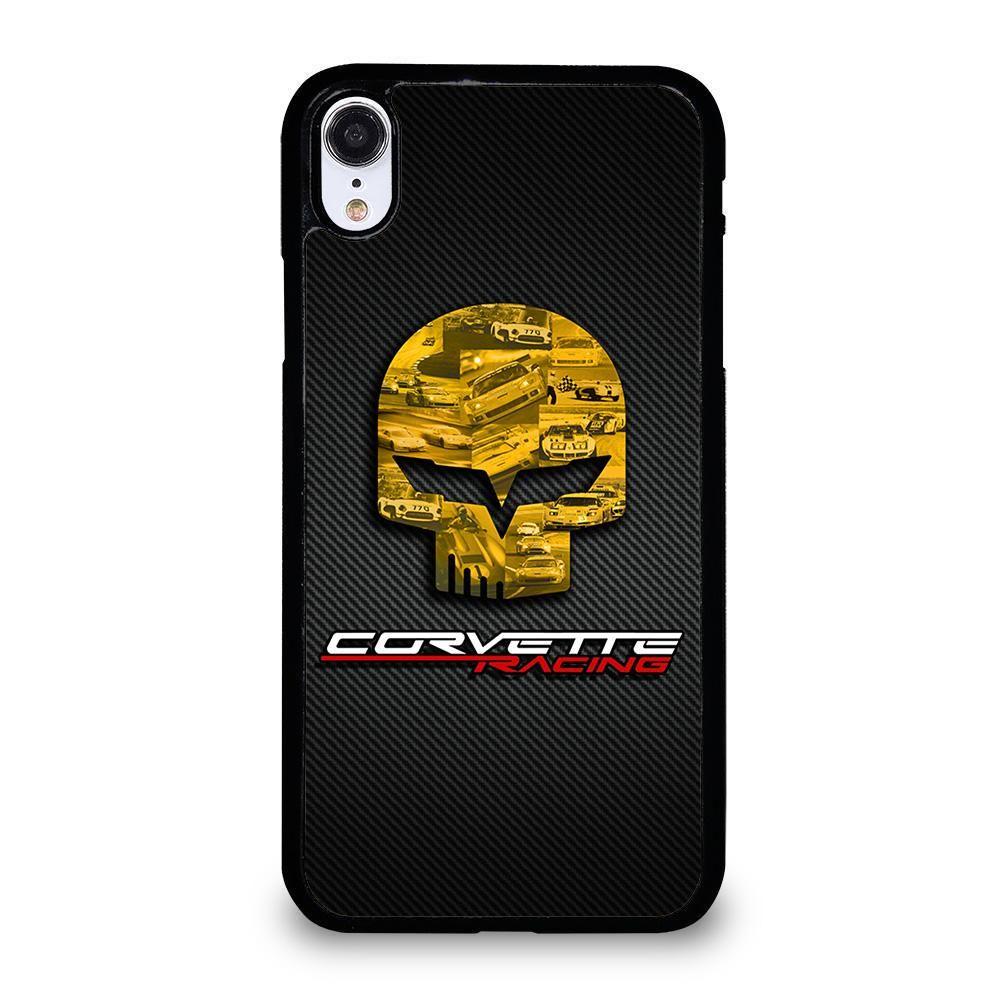 Corvette racing logo iphone xr case di 2020