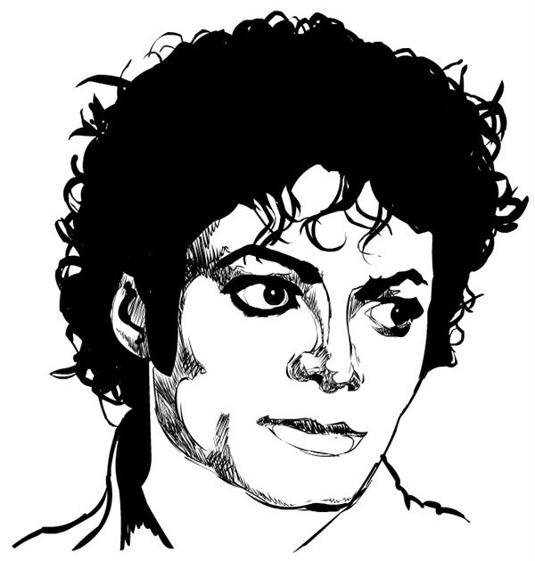 dibujos de michael jackson para colorear - Buscar con ...