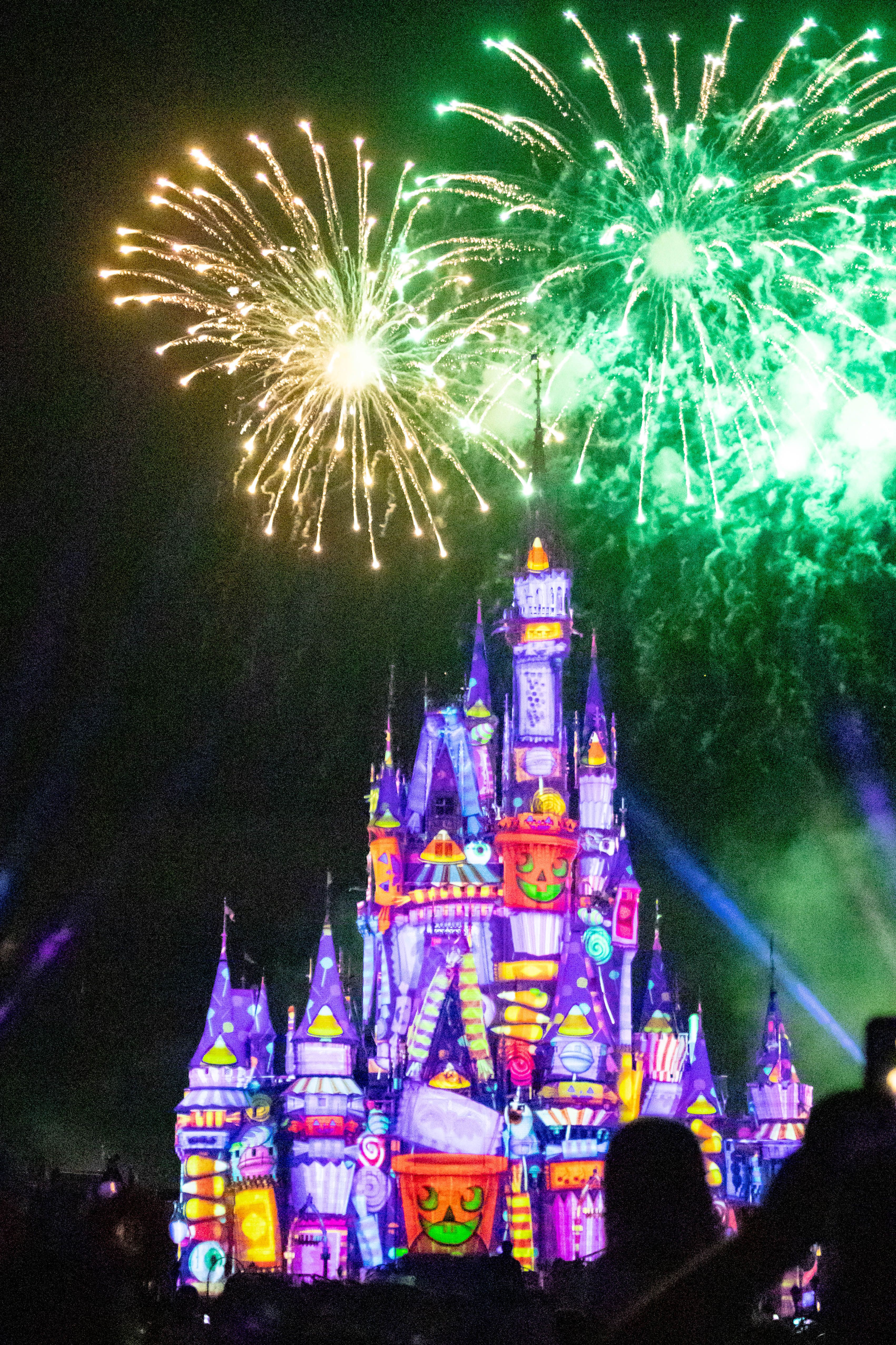 Mickey's Not So Scary Halloween Party 2019 Food and Gluten