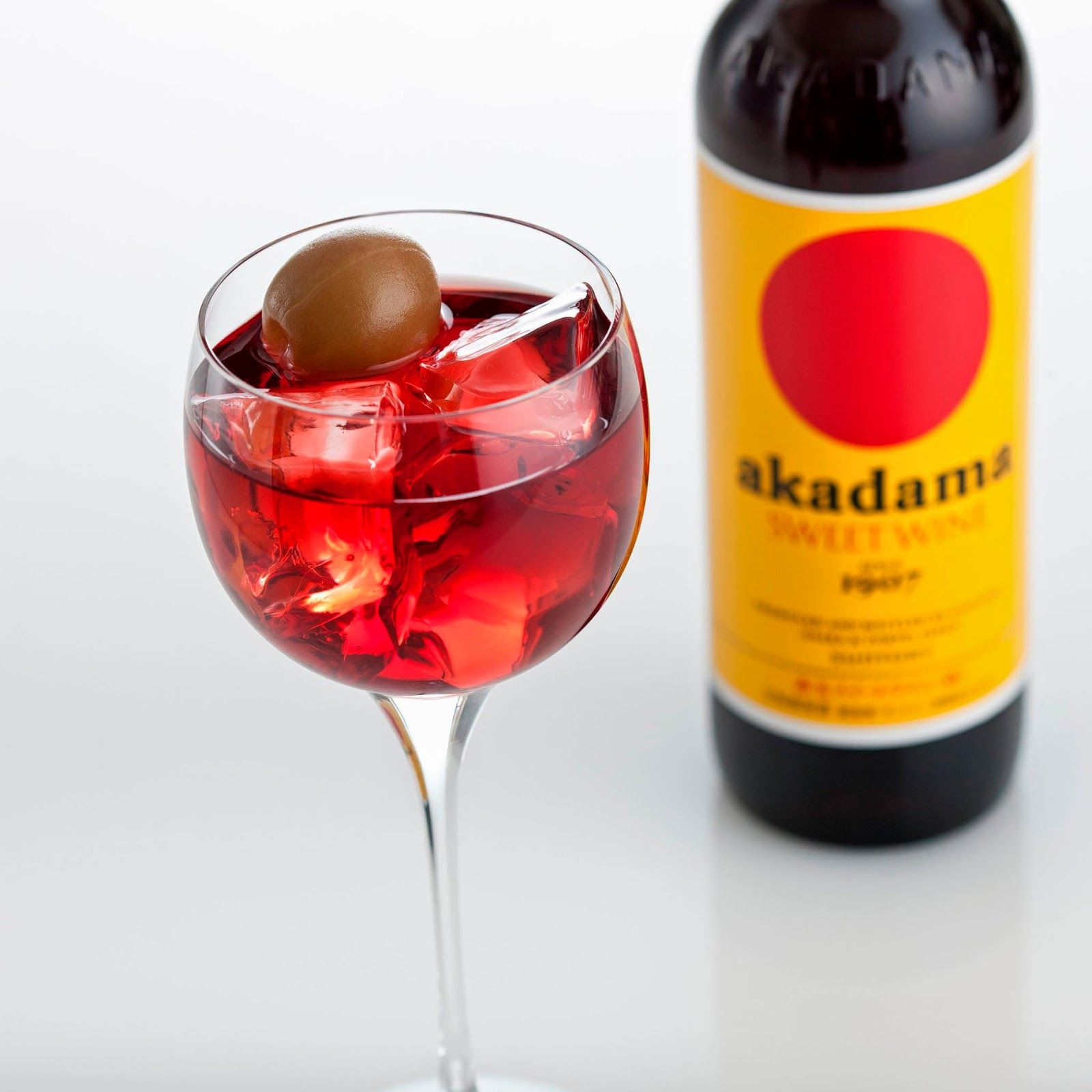 Suntory Akadama Wine Cocktail Wine Cocktails Cocktails Holiday Wine