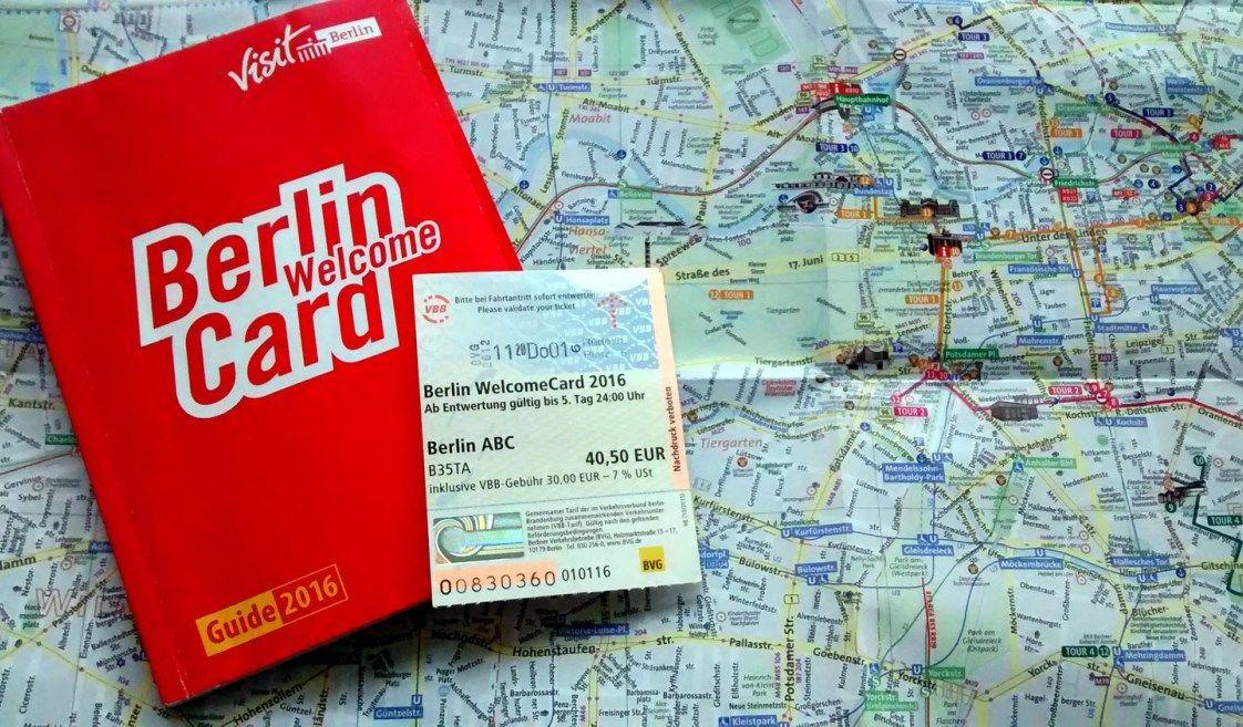 O Berlim Welcome Card Vale A Pena Leia Aqui A Nossa Opiniao Berlim Patrimonios Mundiais Viagens