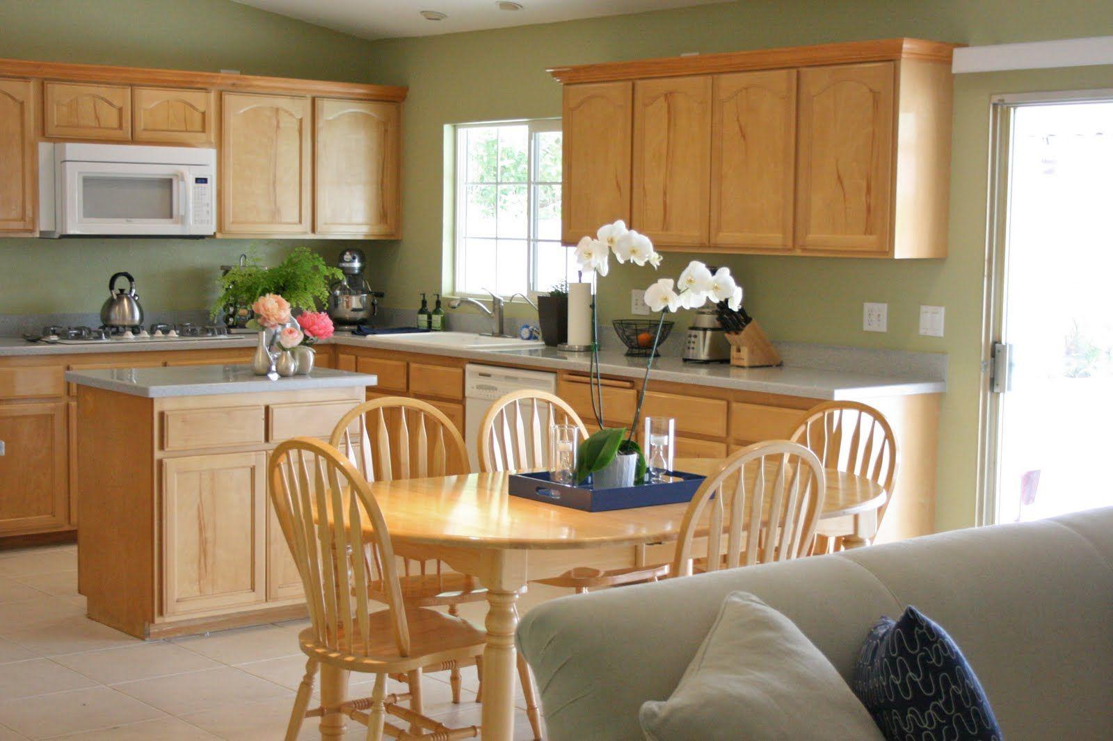 Best Kitchen Gallery: Blonde Wood Kitchen Cabi S Google Search My Dream Home of Blonde Kitchen Cabinets on rachelxblog.com