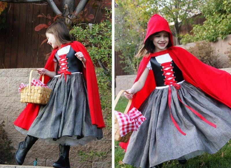 14 Ideas De Difraz Caperucita Roja Disfraz Caperucita Roja Caperucita Roja Disfraz Caperucita