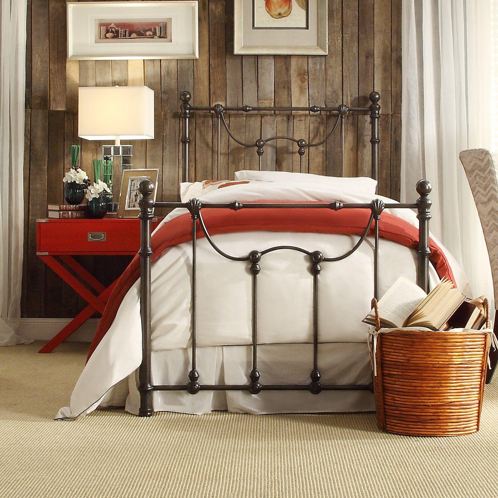 Room Homelegance Ryde Metal Bed The