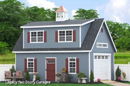 amish storage sheds and prefab garages from pa kit kat s tiny rh pinterest com