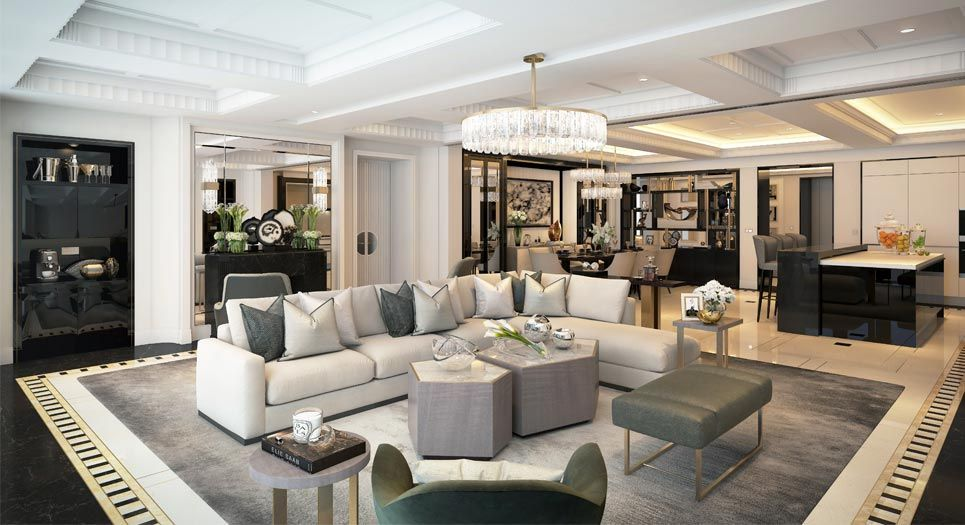LuxDeco Style Guide London Interior Designers Elicyon