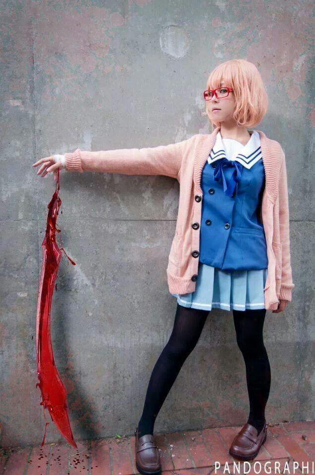 Knk Mirai Kuriyama Cosplay Cosplay Anime Cosplay Costumes Cosplay