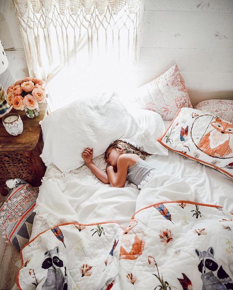 river luna woodland kids quilt in 2019 bedroom design rh pinterest com