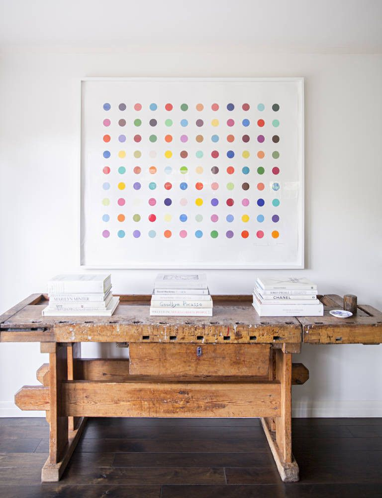 mixing prints in minimalist home styling guide tips the entryway rh pinterest com