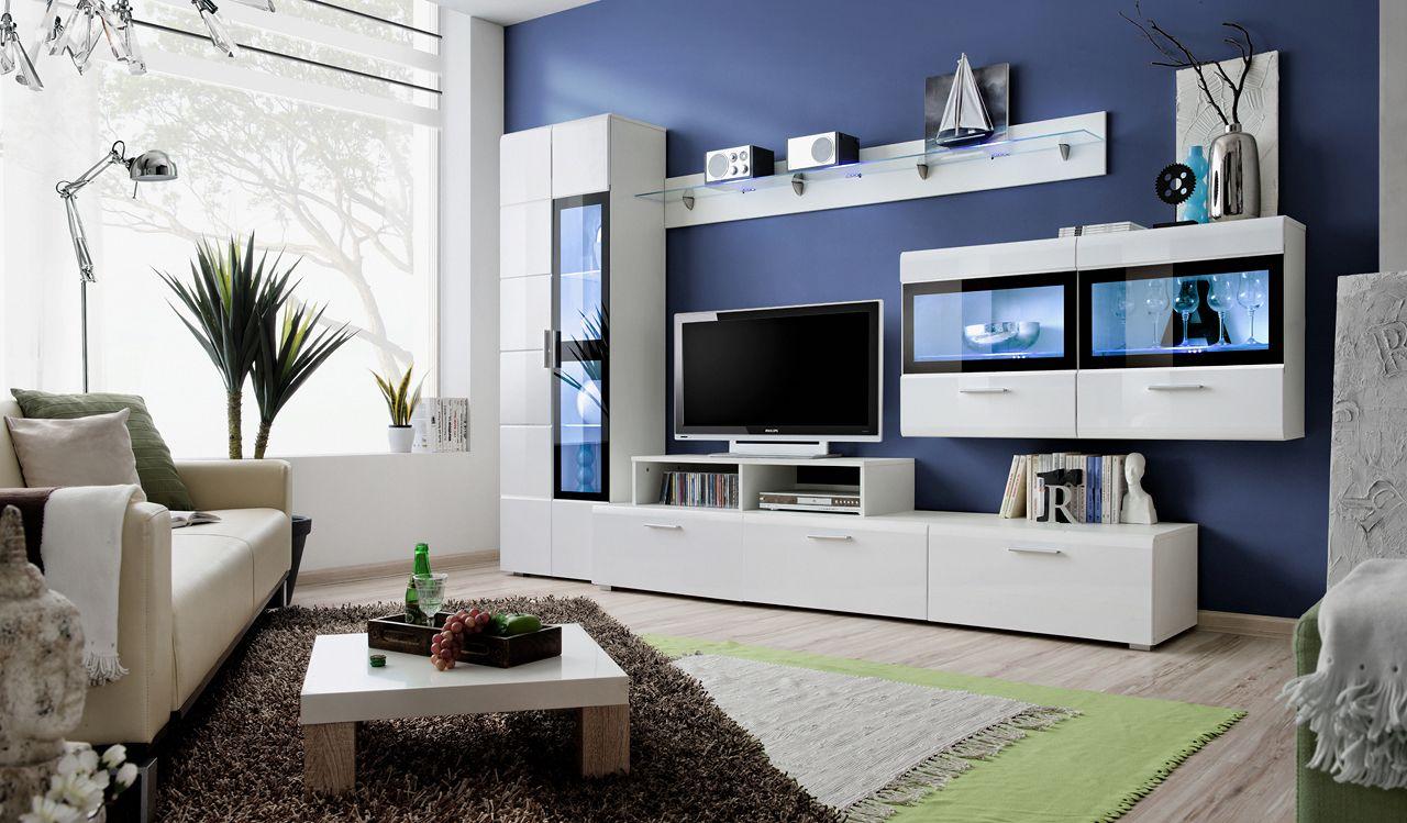 Kane 4 Meuble Tv Meuble De Television Mobilier De Salon Meuble Tv Led